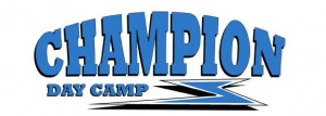 Champion Day Camp Logo